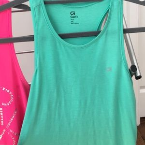 GAP Shirts & Tops - 2 girls tops